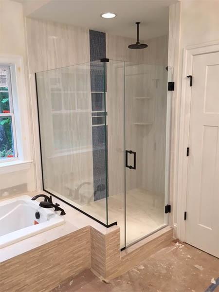 Frameless Shower Doors and Enclosures - Maryland ...